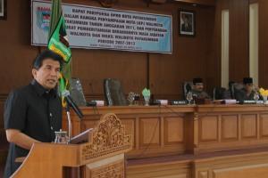 Walikota Payakumbuh H Josrizal Zain