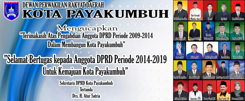 DPRD PAYAKUMBUH SELAMAT--