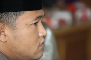 Gambar 14. Alex Wijaya--anggota DPRD Pyk