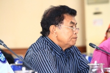Foto 18. Amri---ketua organda Kota Payakumbuh