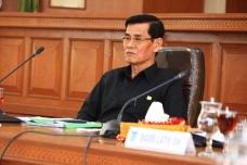 Foto 18 B. Ketua Pansus III DPRD Kota Payakumbuh Maharnis Zul