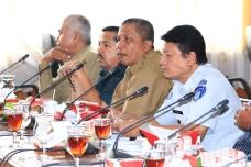 Foto 18 F. Para Kepsek hearing dengan Pansus III DPRD Payakumbuh