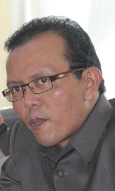 Gambar 4. Chandra Setipon--Ketua Komisi B DPRD Kota Payakumbuh