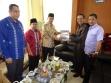 DPRD Limapuluh Kota Muhibah ke DPRD Payakumbuh, Sorot Proses Majalah Parlementaria
