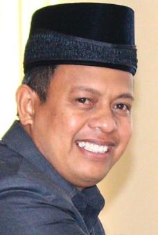 Ketua DPRD Kota Payakumbuh H. YB. Dt Parmato Alam