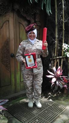 Anggota DPRD Kota Payakumbuh dari Fraksi Gerindra Wulan Denura