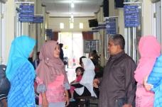 Kunjungan Komisi C DPRD Kota Payakumbuh ke Puskesmas Payolansek