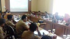 Rapat Badan Musyawarah (Bamus) DPRD Kota Payakumbuh