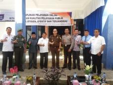 Dinas Penanaman Modal dan Pelayanan Terpadu Satu Pintu (DPM PTSP) Kota Payakumbuh meluncurkan Aplikasi Cerdas Layanan Perizinan untuk Publik