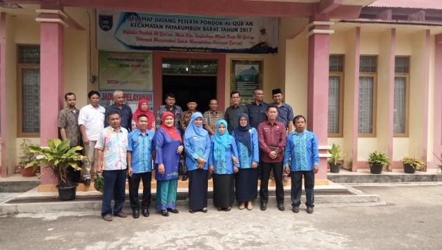 Kunjungan Komisi A DPRD Payakumbuh ke Kantor Kecamatan Payakumbuh Barat dan Utara