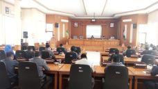 Nota Pengantar Walikota Payakumbuh Terhadap LKPJ Kota Payakumbuh Tahun 2017 yang Disampaiakn Sidang Paripurna DPRD Payakumbuh